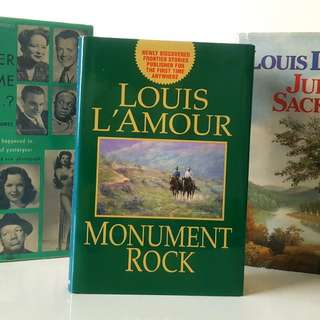 Louis L'amour & What Became Of