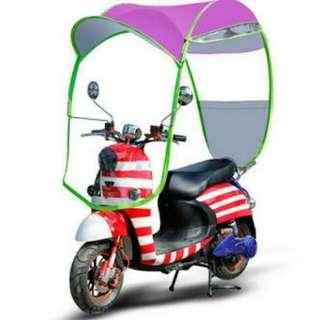 MOTORCYCLE UMBRELLA