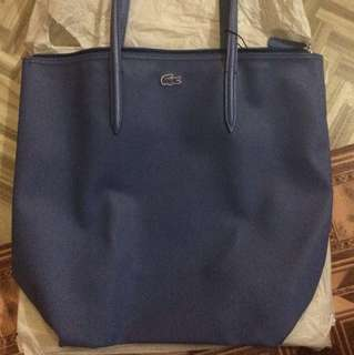 Lacoste Vertical Tote Bag
