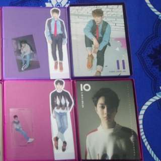 [WTT] Wanna one nothing without you album pc, cc, standee