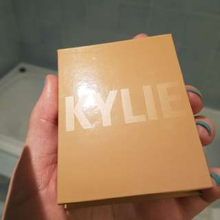Kylie cosmetics kylighter chocolate cherry authentic