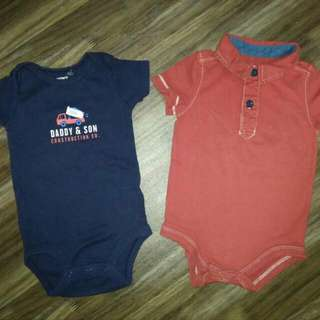 Set Romper 2 in 1