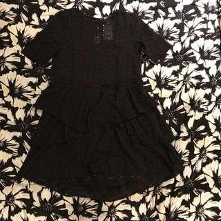 Item 14: H&M black dress