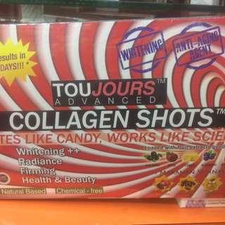 Toujours collagen shots