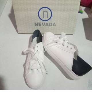 White sneakers nevada