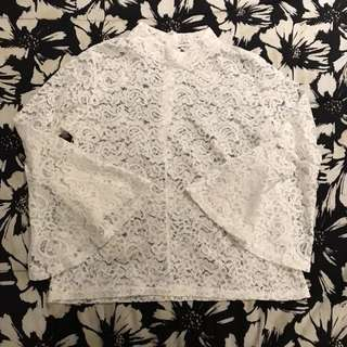 Item 15: Shopcopper lace top