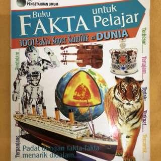 Scientific Facts Book