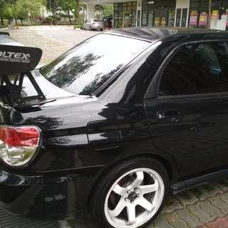 Subaru impreza/wrx/sti dekit.