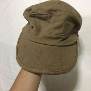 Cap (Giordano, Army Green)