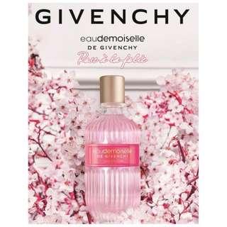 BN Eaudemoiselle de Givenchy Eau rose a la folie EDT