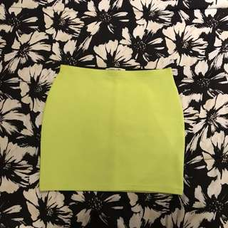 Item 24: Neon Skirt