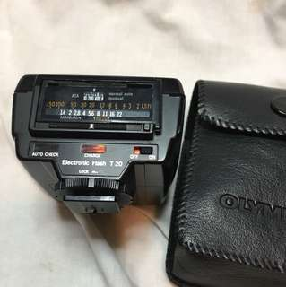 Olympus T20 compact flash.