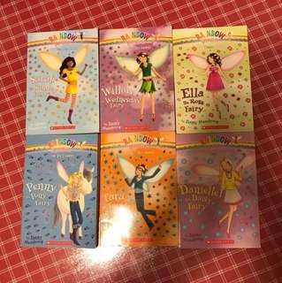 Rainbow Magic Story Book 兒童圖書 (共8本)