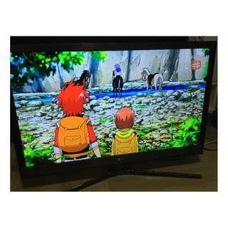 "LG 42"" LED smart 3 D tv"