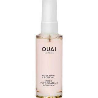 BN OUAI Rose Hair & Body Oil