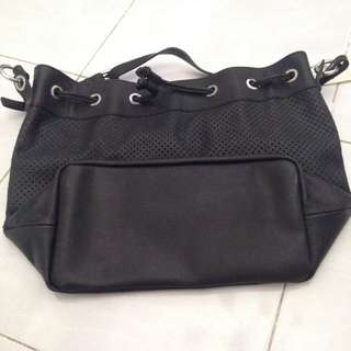Zara Woman authentic leather
