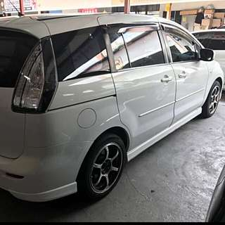 Mazda 5 7seater for Rent Grab / Uber