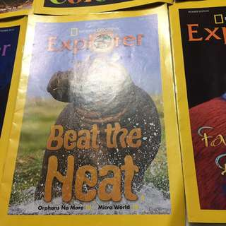 National Geographic magazine for sale