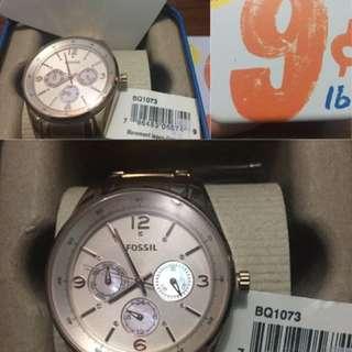 Fossil Watch BQ1073