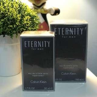 Calvin Klein Eternity Men EDT 50/100ml