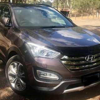 Hyundai Santa Fe DM 2014