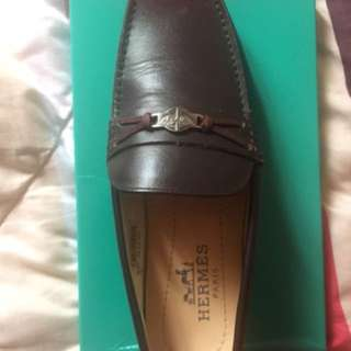 Hermes Paris Loafers