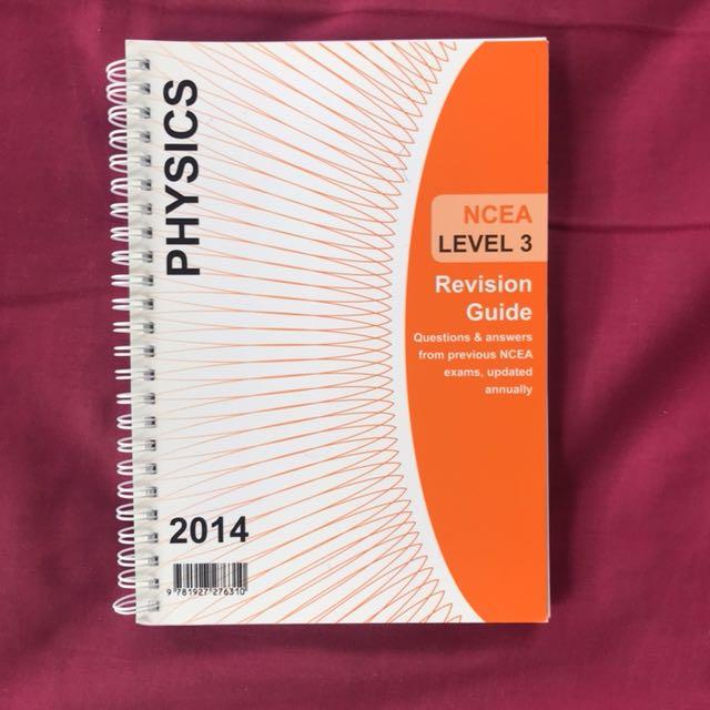 2014 NCEA Physics Level 3