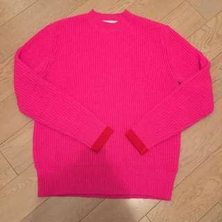 Victoria Victoria Beckham pink knit top dress shoes Bags heels size 8 Alexander Wang Balenciaga chanel
