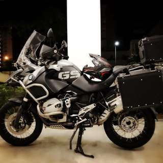 2013 BMW R1200GS Adventure - New Christmas Price !