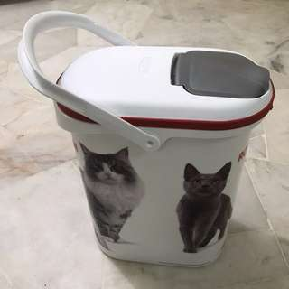 New Original Royal Canin Pet Food Container