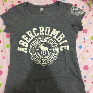 Abercrombie tshirt