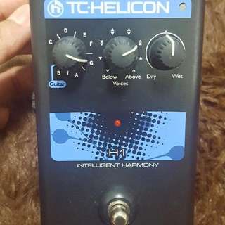 TC-Helicon VoiceTone H1 Harmony