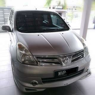 2011 Nissan Grand Livina 1.8(A)