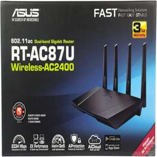 Asus RT-AC87U Router (fully working)