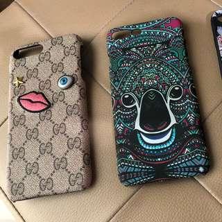 Iphone 7+ & 8+ casing no defect mulus!! Harga per satuan