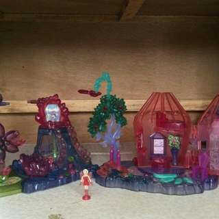 Barbie Fairytopia Portable House