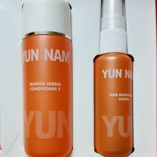Yun Nam Herbal conditional & lotion