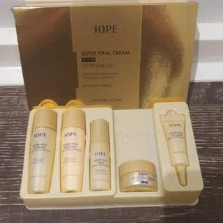 Iope : Super Vital Cream Gift Set