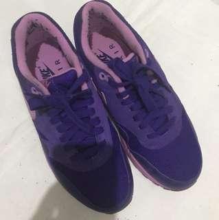 Nike Air Women Purple US 7.5