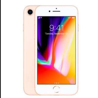 Brand New iPhone 8 Gold 256GB