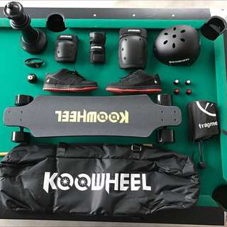 KOOWHEEL ONYX GEN2 Electric Skateboard