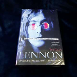 John Lennon: The Man, The Myth, The Music
