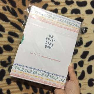 2018 PLANNER BY MERCURY DRUG