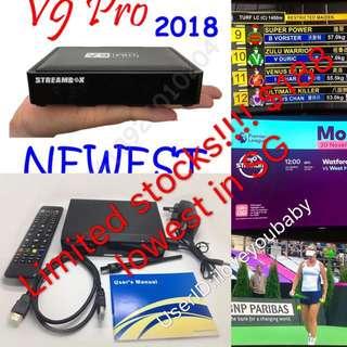 V9 pro/V9 pro mini tv box