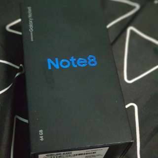 Trade!! Samsung Note 8 Gold