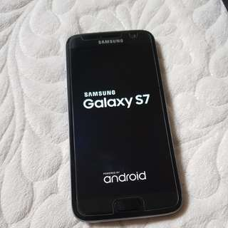 Samsung Galaxy S7 Black Onyx Used