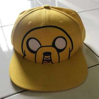 Exclusive Adventure time jake cap