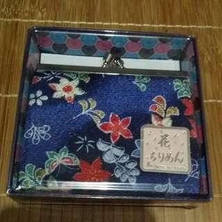 日本製銀包,碎子包
