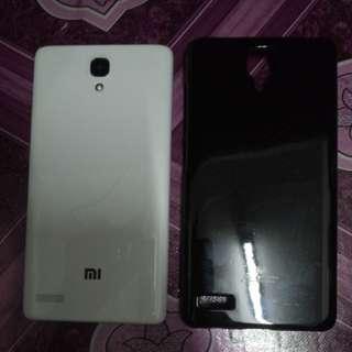 Redmi Note 1 & UmiDigi Crystal