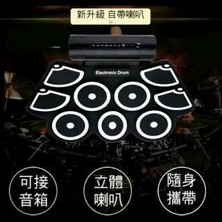 MD760電子鼓 手捲鼓